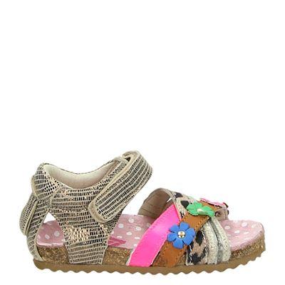 Shoesme meisjes sandalen brons