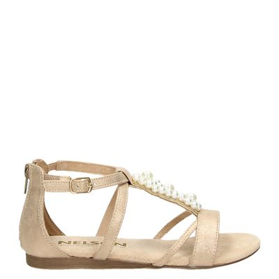 Orange Babies meisjes sandalen rose goud