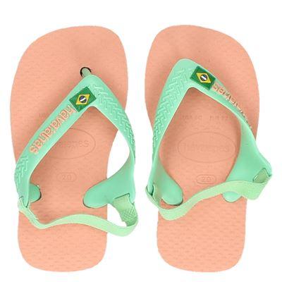 Havaianas meisjes babyschoenen groen