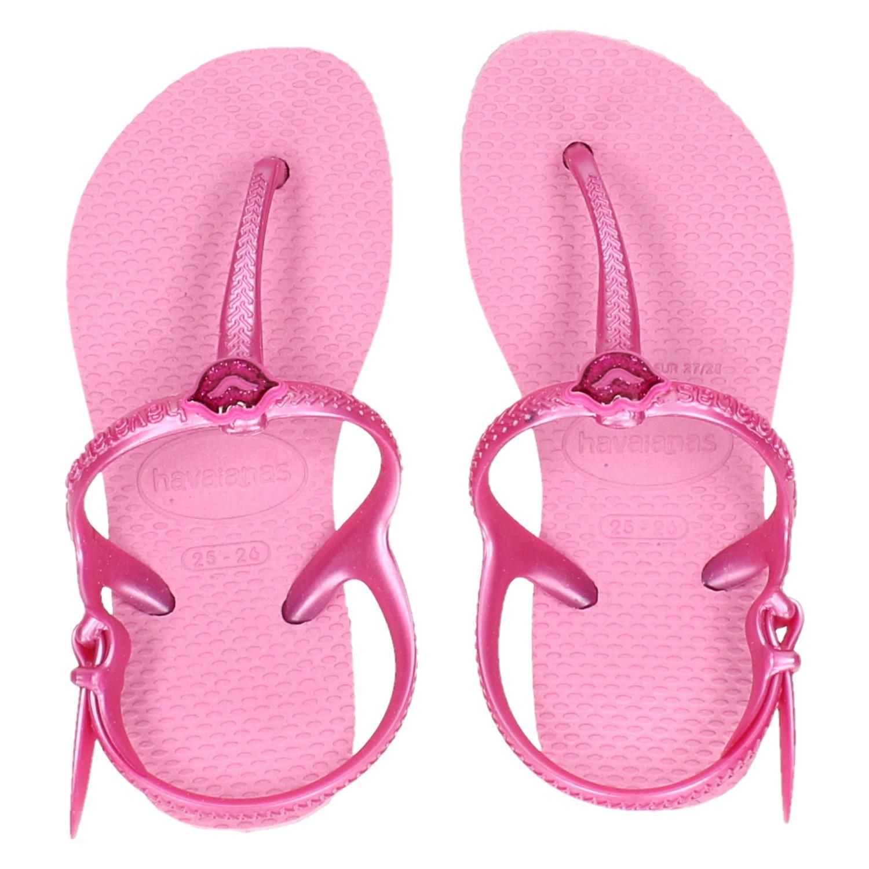 12f31818e5a Havaianas Kids Freedom SL meisjes slippers roze