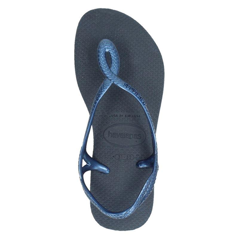 Havaianas Luna - Slippers - Blauw