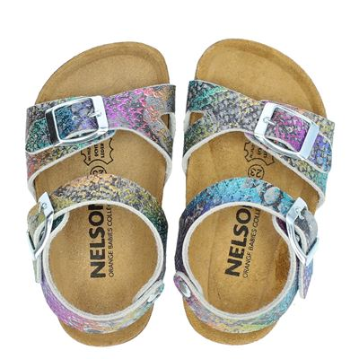 Orange Babies meisjes sandalen multi