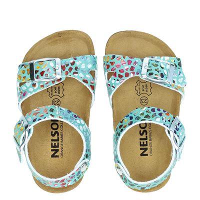 Orange Babies meisjes sandalen groen