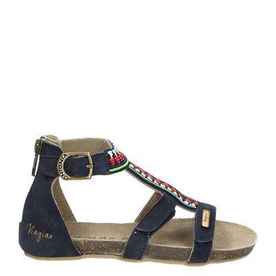 Vingino meisjes sandalen blauw