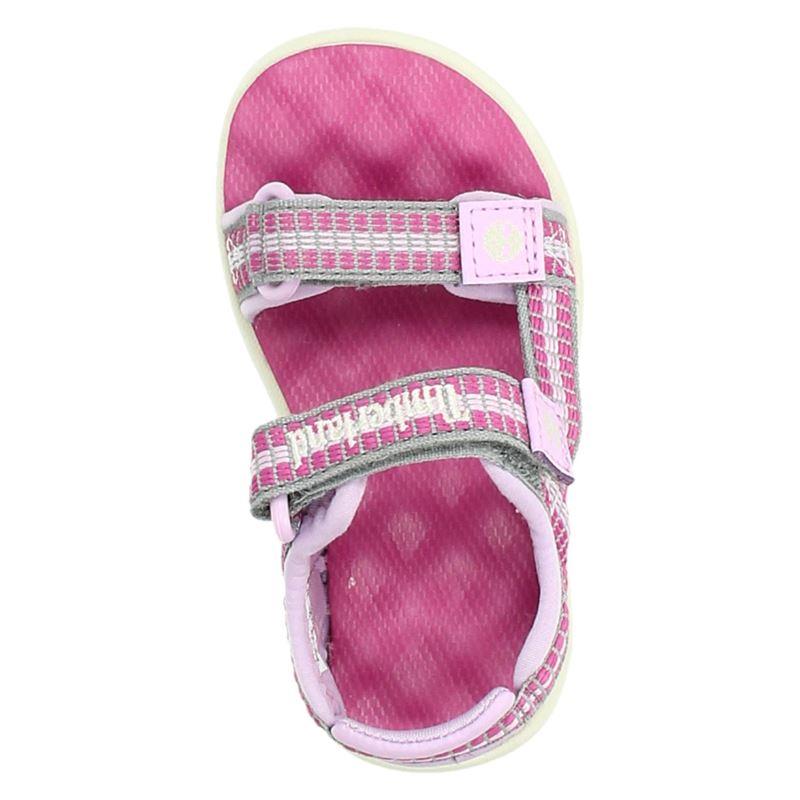 Timberland Perkins Row Web Girl - Sandalen - Roze
