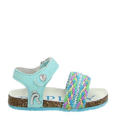 Replay meisjes sandalen blauw