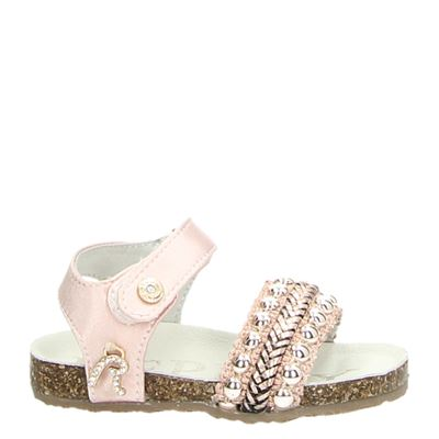 Replay meisjes sandalen rose goud
