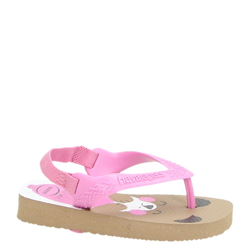Havaianas Baby Pets - Sandalen - Roze