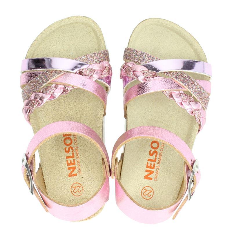 Orange Babies - Sandalen - Roze
