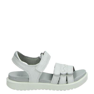 Ecco meisjes sandalen wit