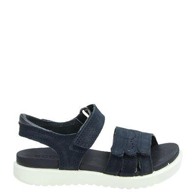Ecco meisjes sandalen blauw