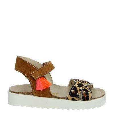 Shoesme meisjes sandalen bruin