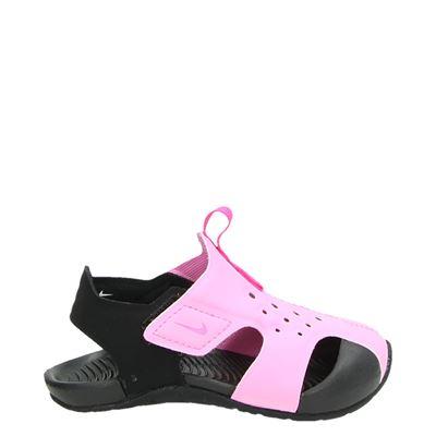 Nike meisjes sandalen roze