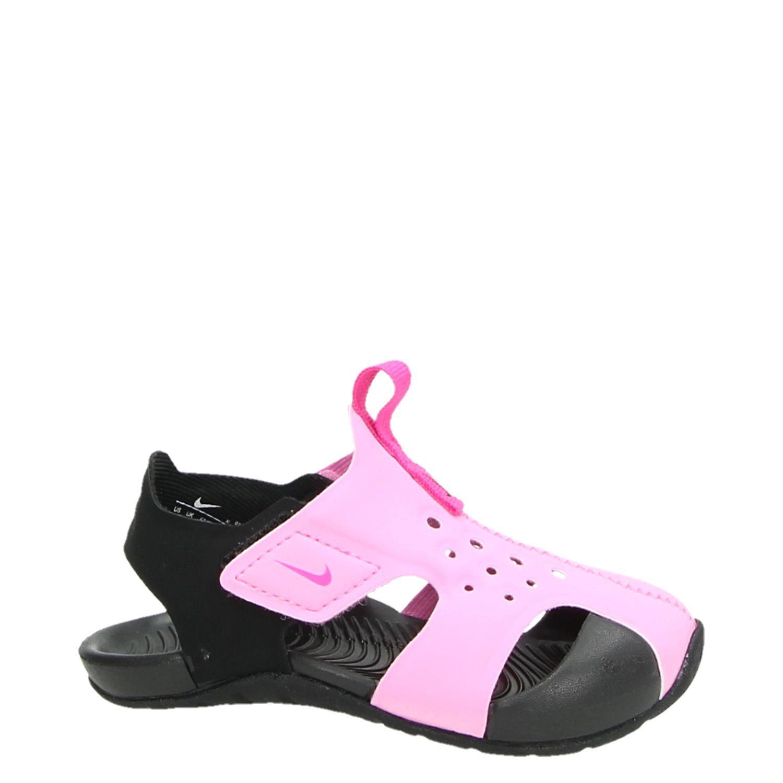 e58a440805a Nike Sunray Protect meisjes sandalen roze
