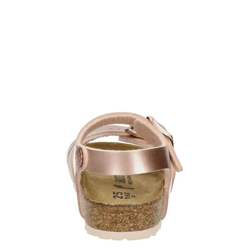 Birkenstock Rio - Sandalen - Rose goud