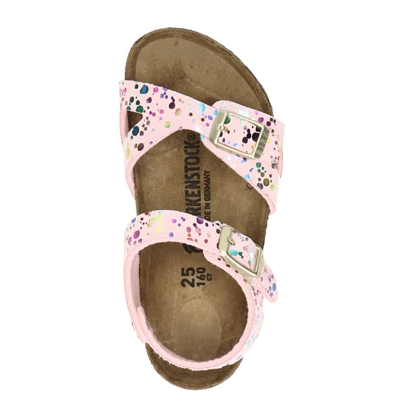 Birkenstock Rio - Slippers - Roze