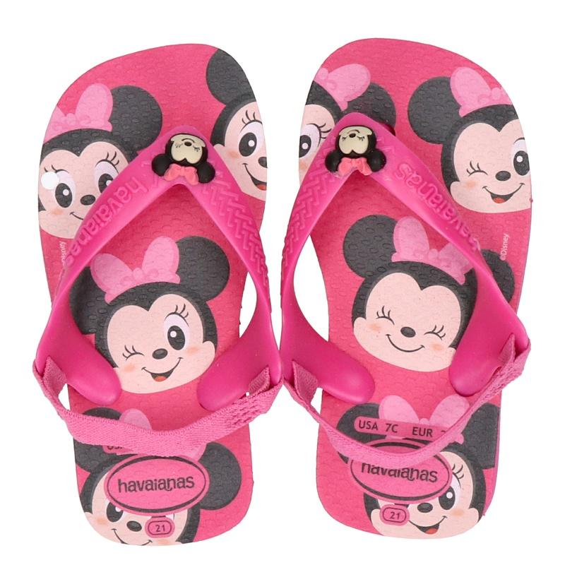 Havaianas Baby Disney Classics - Slippers - Roze