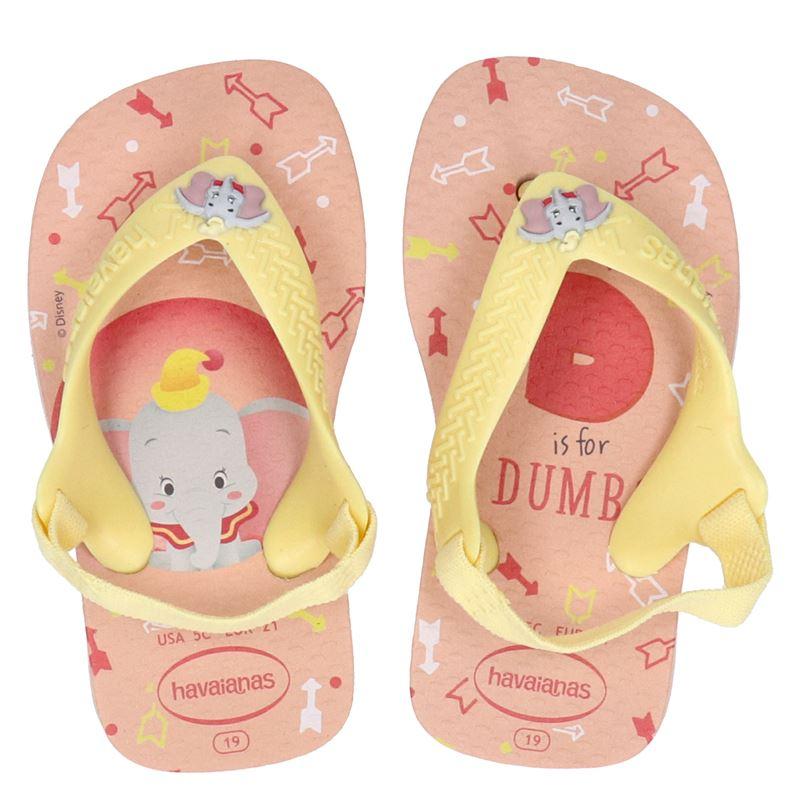 Havaianas Baby Disney Classics - Slippers - Geel