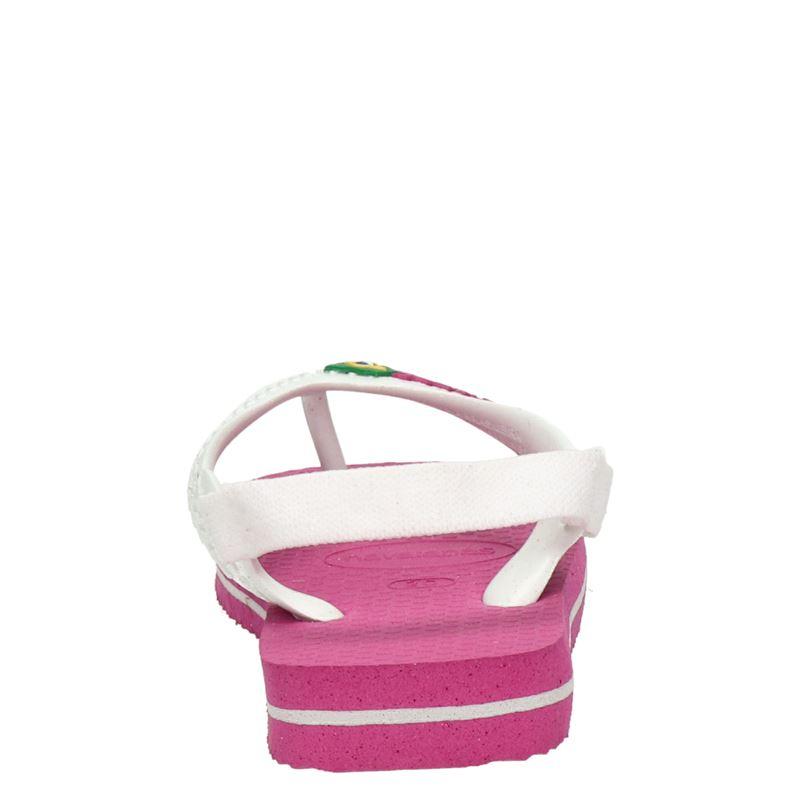 Havaianas Baby Brasil - Slippers - Roze
