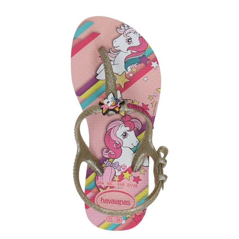 Havaianas Freedom my litt - Sandalen - Roze