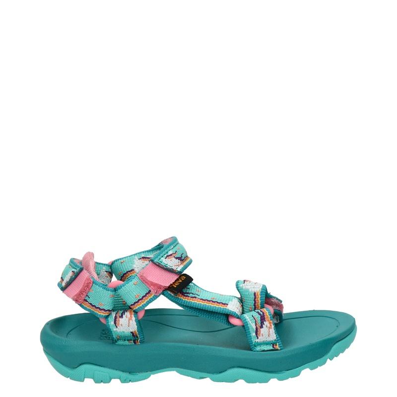 Teva Hurricane XLT outdoor sandalen turquoise/roze online kopen