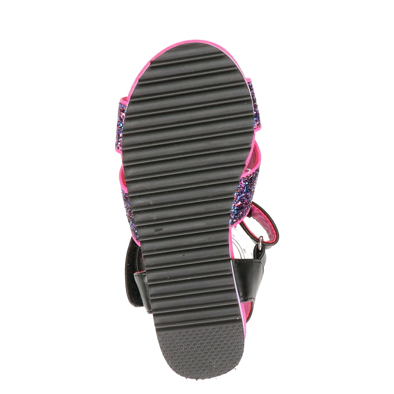 Skechers Prism Steps - Sandalen - Zwart