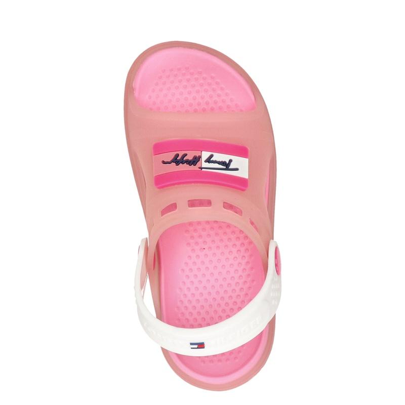 Tommy Hilfiger - Slippers - Roze