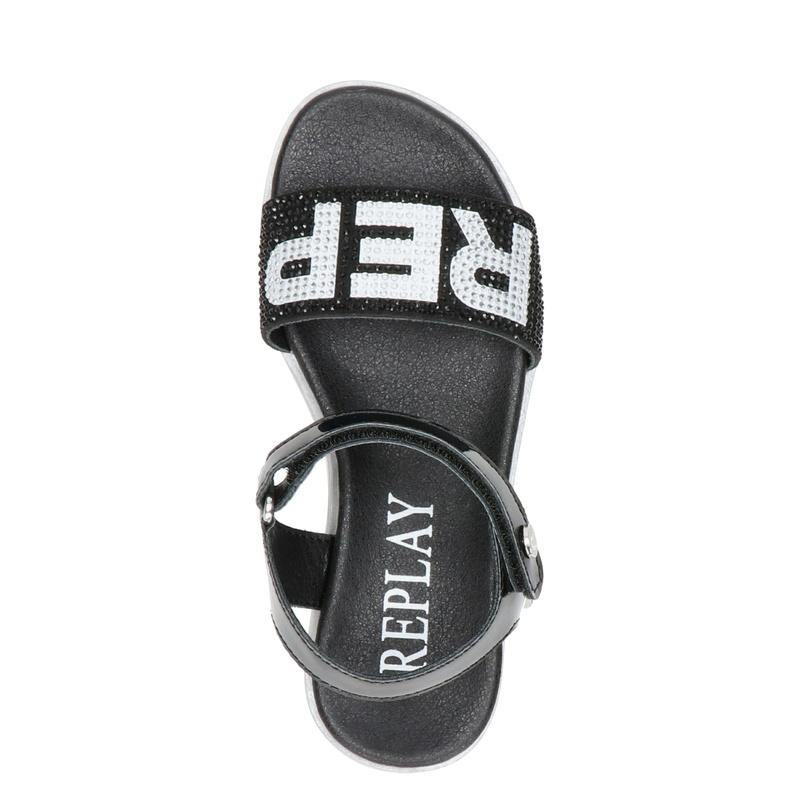Replay Izumo - Sandalen - Zwart