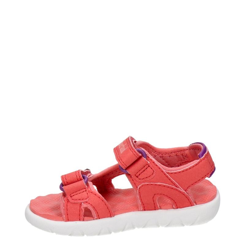 Timberland Perkins Row - Sandalen - Roze