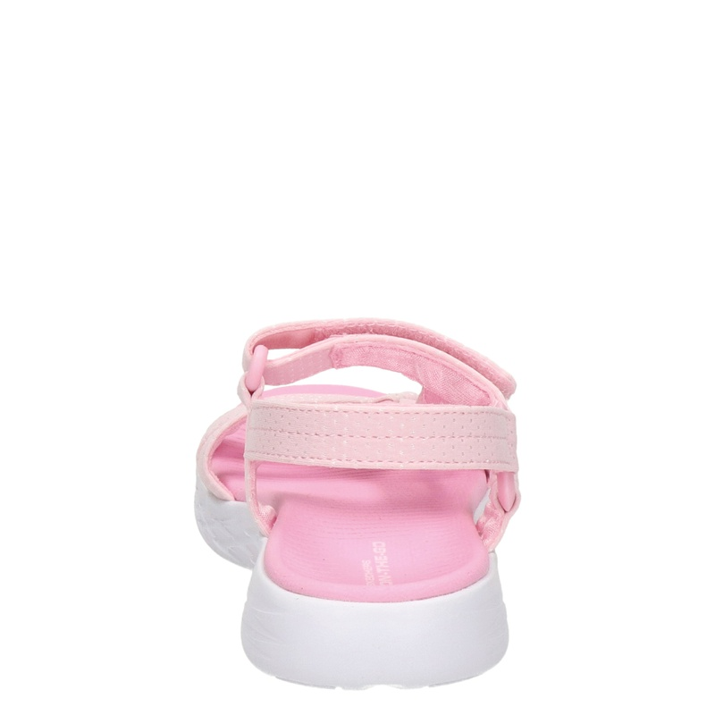 Skechers On The Go 600 - Sandalen - Roze