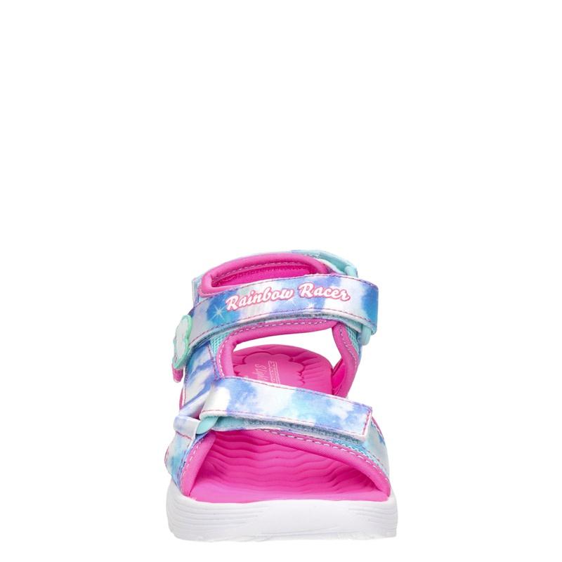 Skechers Rainbow Racer - Sandalen - Blauw