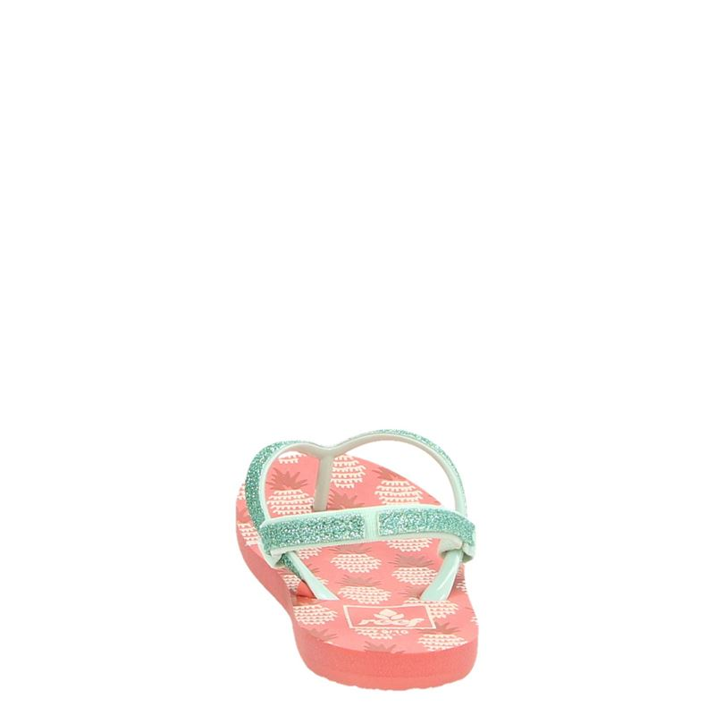 Reef Little stargazer pin - Slippers - Groen