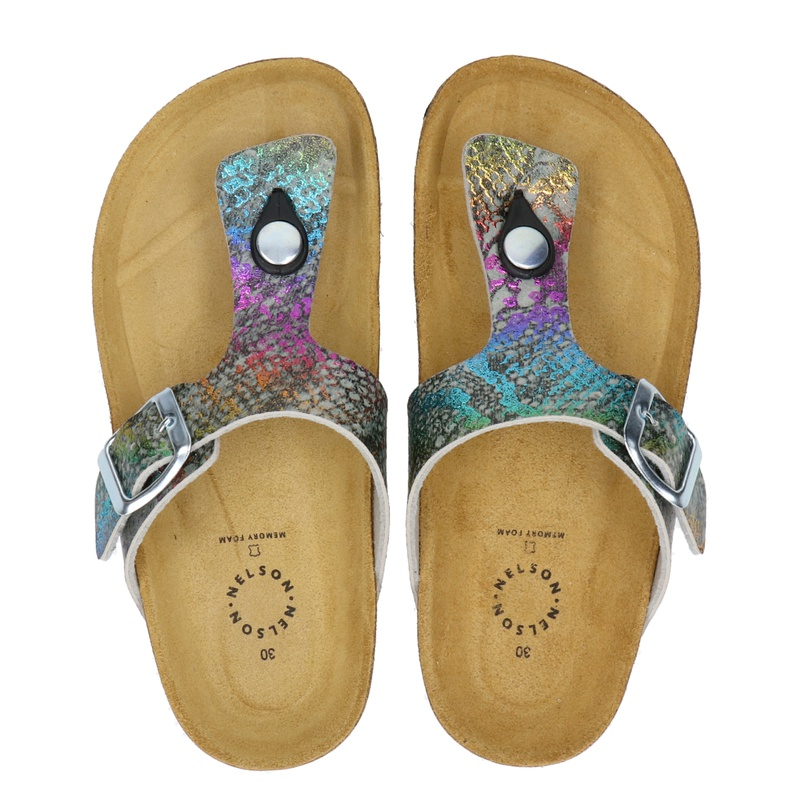 Nelson Kids - Slippers - Multi