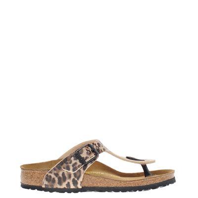 Birkenstock meisjes slippers bruin