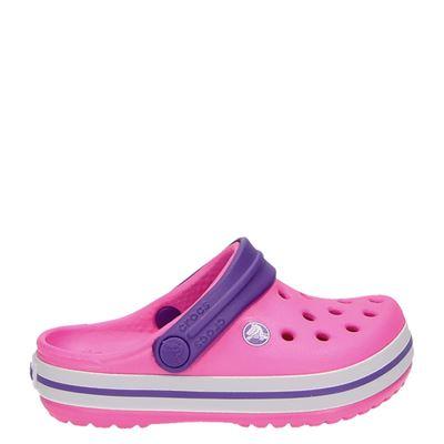 Crocs meisjes sandalen roze