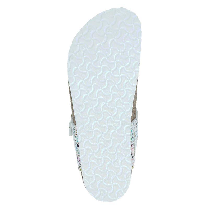 Birkenstock Gizeh - Slippers - Wit
