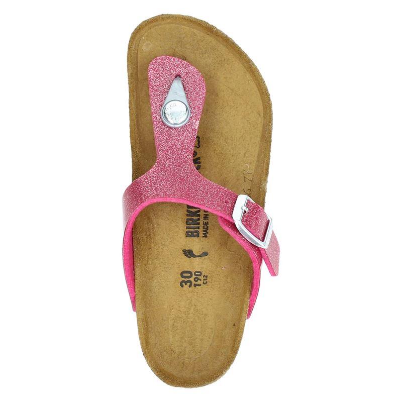 Birkenstock Gizeh - Sandalen - Roze