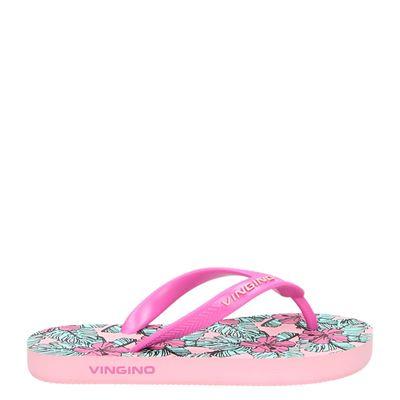 Vingino meisjes slippers roze