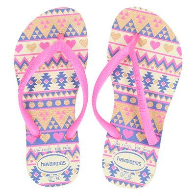Havaianas meisjes slippers roze
