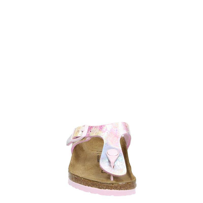 Birkenstock Gizeh - Slippers - Roze