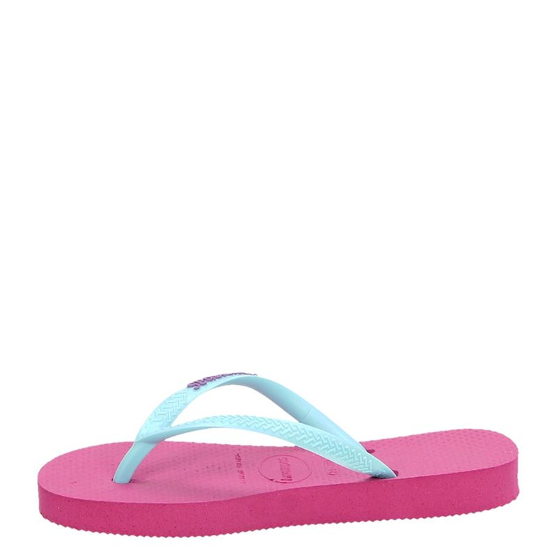 Havaianas Kids Slim - Slippers - Roze