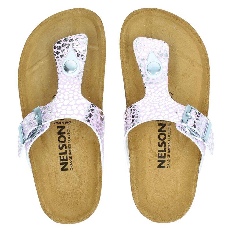 Nelson Kids - Slippers - Roze