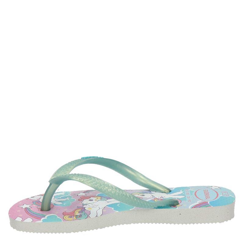 Havaianas Slim My Little - Slippers - Blauw