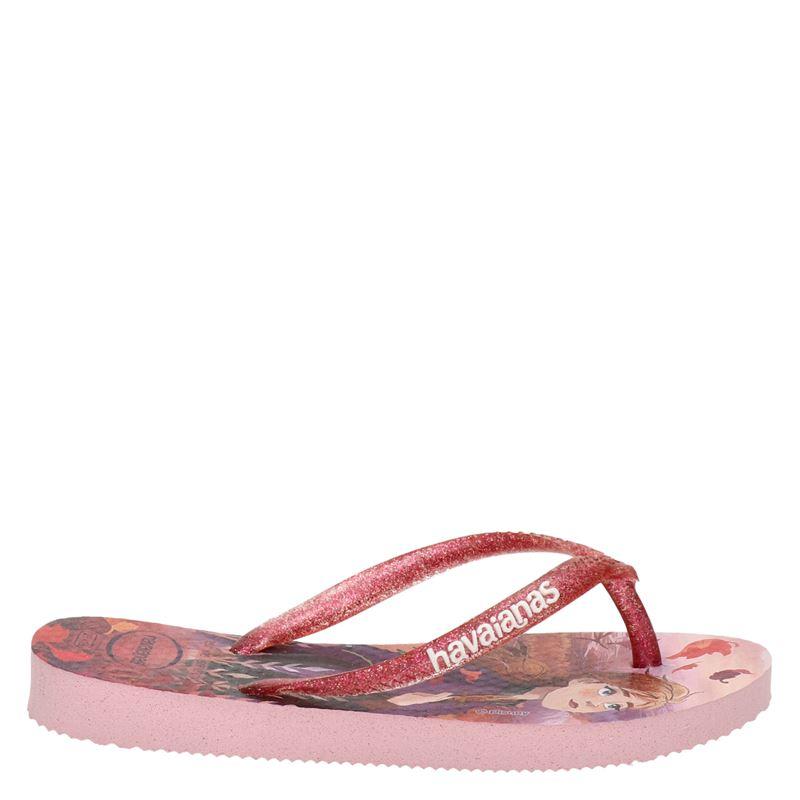 Havaianas Frozen - Slippers - Roze