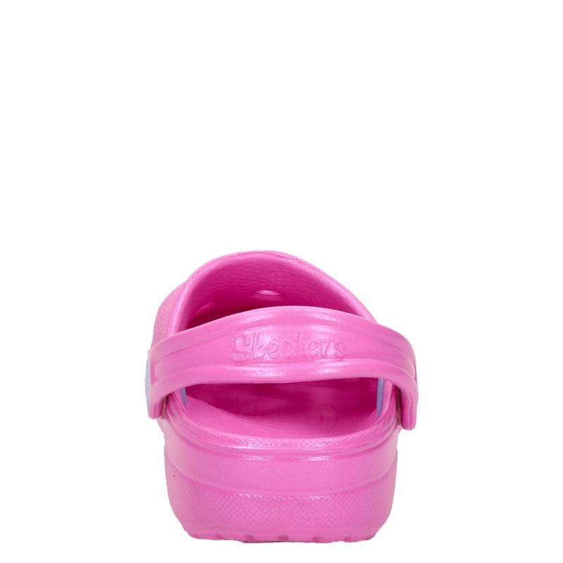 Skechers Foamies - Instapschoenen - Roze