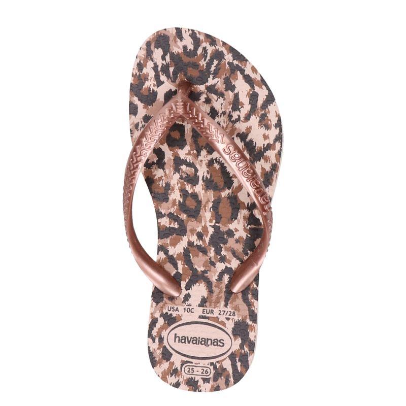 Havaianas Animals - Slippers - Roze