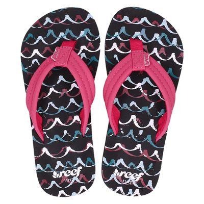 Reef meisjes slippers multi