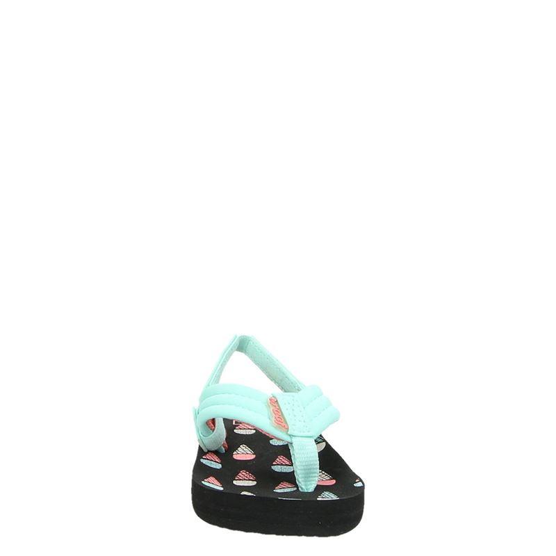 Reef Little Ahi Ice Cream - Slippers - Blauw