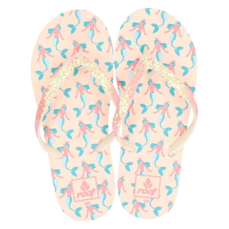 Reef Stargazer Prints Mermaid - Slippers - Roze