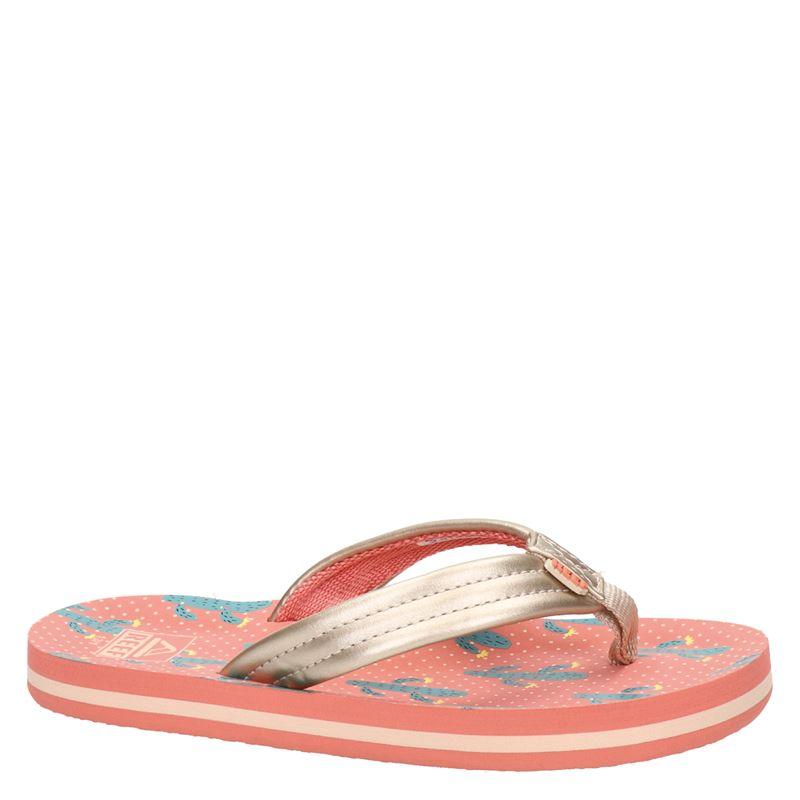 Reef Ahi Cactus - Slippers - Goud